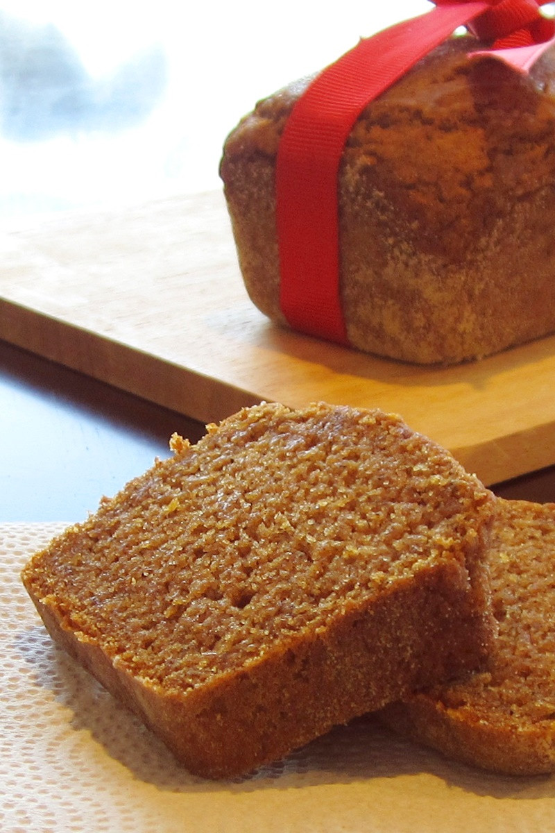 Dairy Free Pumpkin Bread  Perfect Pumpkin Bread Recipe for All Gluten Free & Vegan