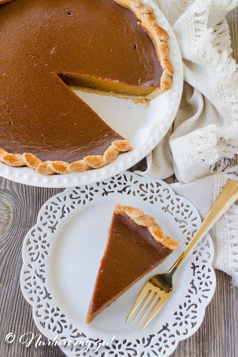 Dairy Free Pumpkin Pie Recipe  Gluten Free Dairy Free Pumpkin Pie Recipe Best Pie Recipe