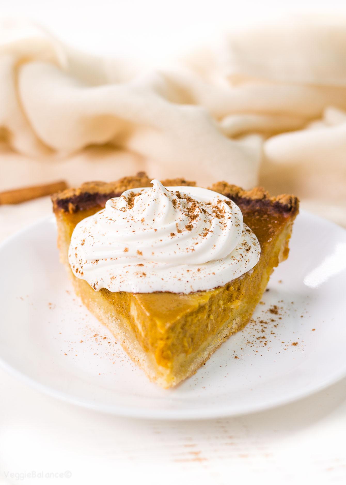 Dairy Free Pumpkin Pie Recipe  Gluten Free Pumpkin Pie Gluten Free Recipes
