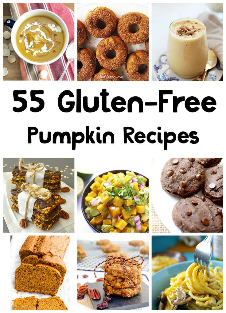 Dairy Free Pumpkin Recipes  1680 best Is It Really Gluten Free images on Pinterest