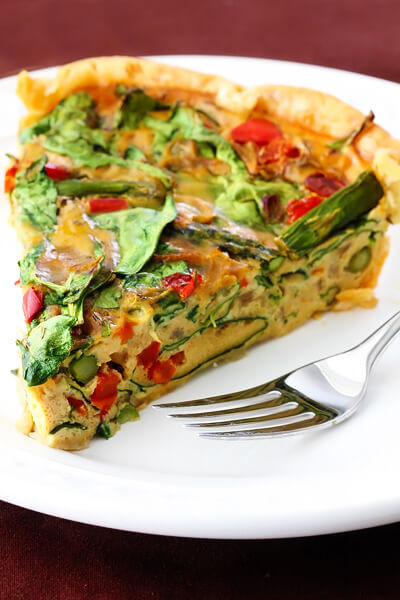 Dairy Free Quiche Recipes  Dairy Free Ve able Quiche With Eggs