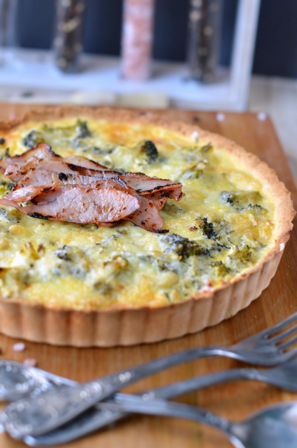 Dairy Free Quiche Recipes  Healthy Broccoli Quiche Low Carb Keto Sweetashoney