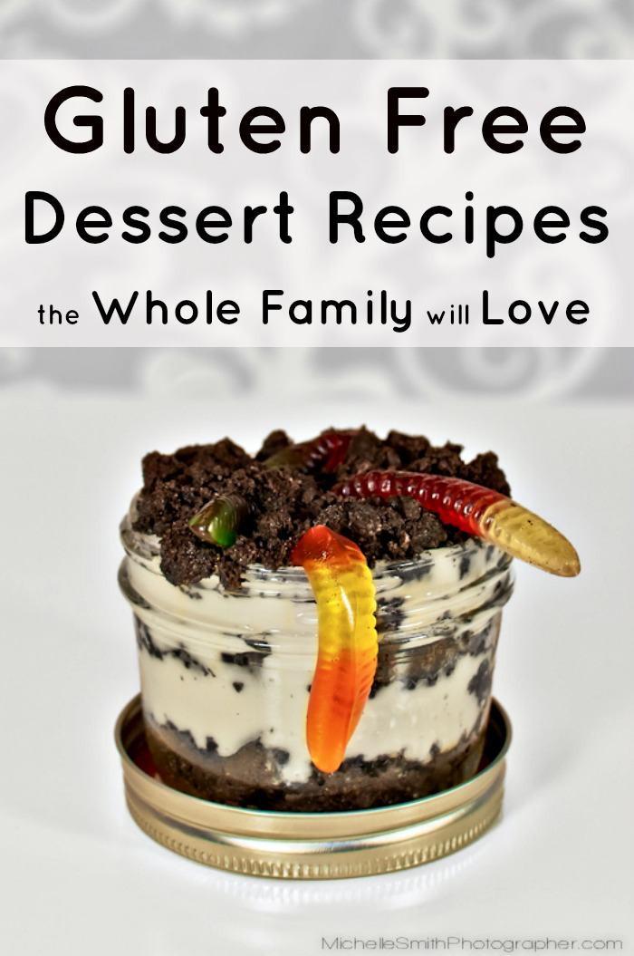 Dairy Free Recipes Easy  Three Easy Gluten Free Dessert Recipes the Whole Family