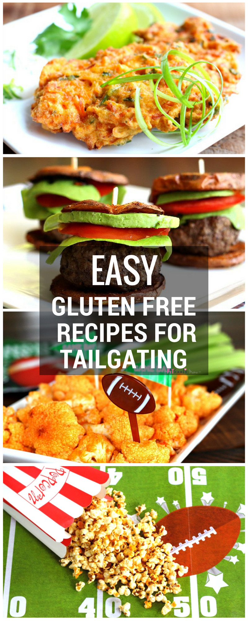 Dairy Free Recipes Easy  Easy Gluten Free Tailgating Recipes for Football Season
