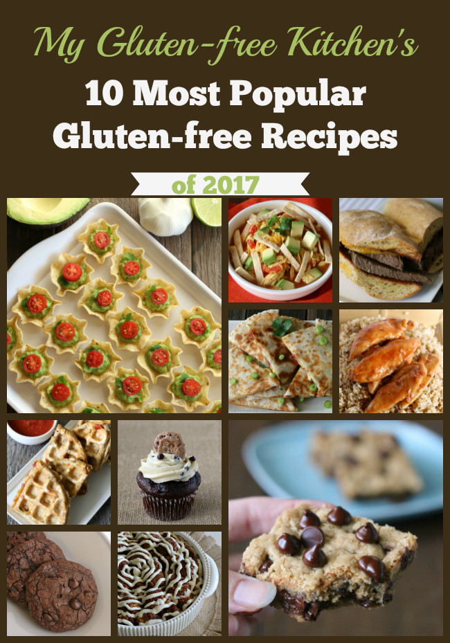 Dairy Free Recipes Easy  10 Most Popular New Gluten free Recipes of 2017