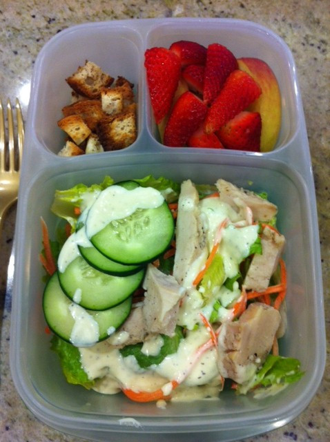 Dairy Free Salad Dressing Recipes  The Family Chef Gluten free and dairy free Caesar salad
