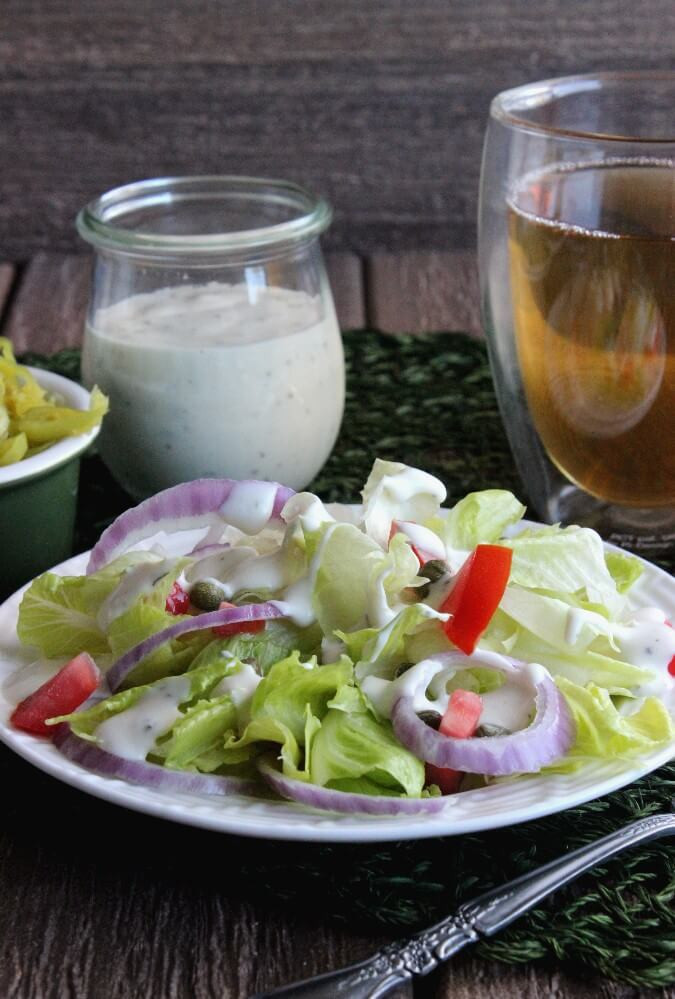Dairy Free Salad Dressing Recipes  Dairy Free Ranch Dressing Recipe