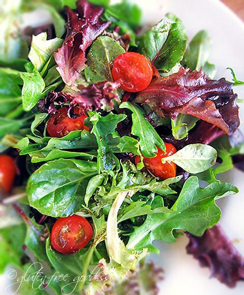 Dairy Free Salad Dressings  Gluten Free Goddess Recipes Gluten Free Salad Dressing