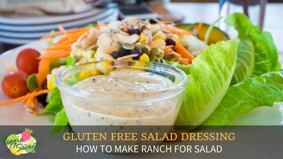 Dairy Free Salad Dressings  Gluten Free Salad Dressing – How To Make Ranch For Salad
