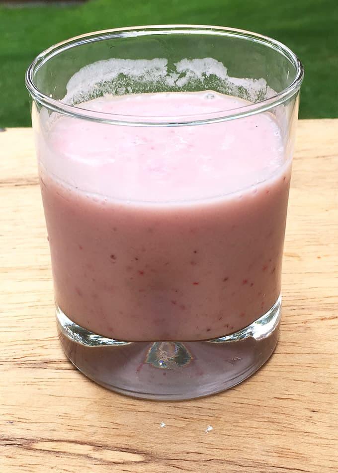 Dairy Free Smoothie Recipes  dairy free smoothie recipes strawberry banana