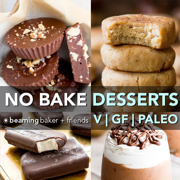 Dairy Free Soy Free Desserts  15 No Bake Paleo Vegan Desserts Gluten Free Dairy Free