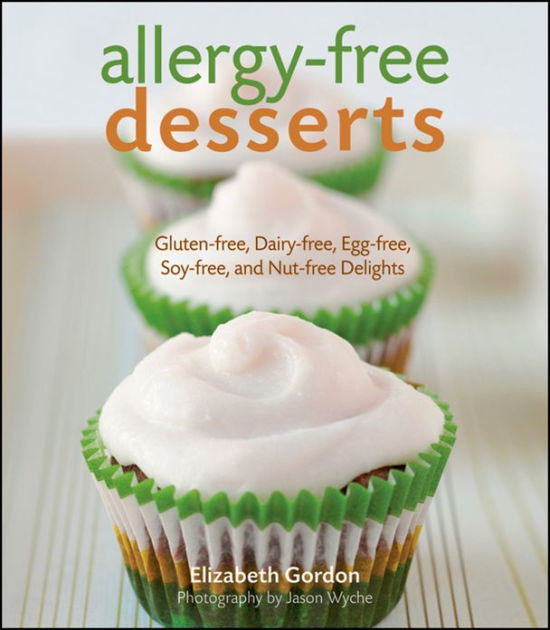 Dairy Free Soy Free Desserts  Allergy free Desserts Gluten free Dairy free Egg free