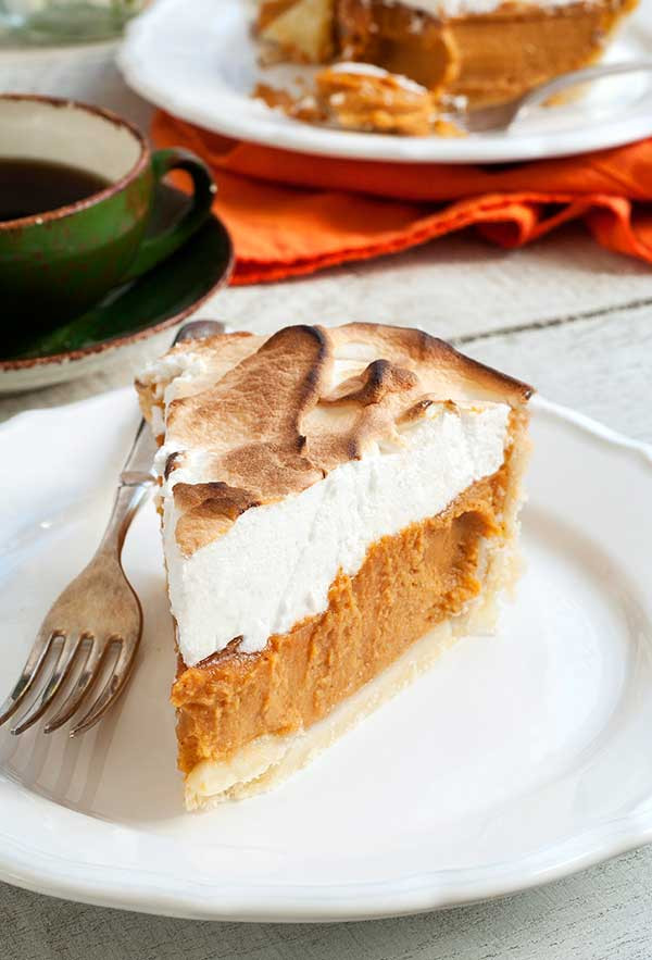 Dairy Free Sweet Potato Pie  Gluten Free Sweet Potato Meringue Pie Recipe