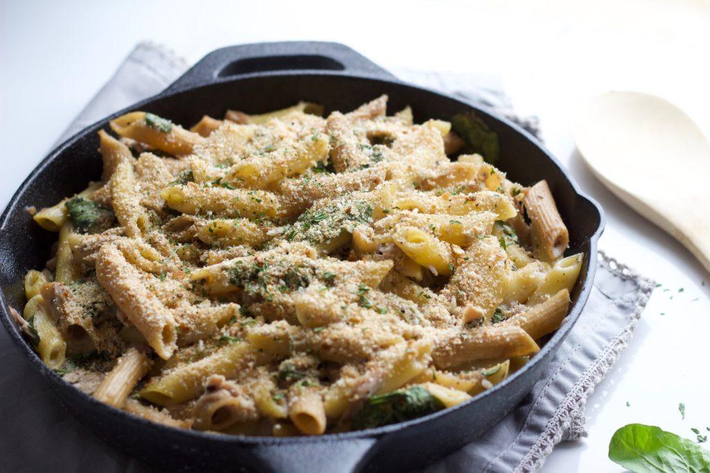 Dairy Free Tuna Casserole  Healthy Dairy Free Tuna Casserole Nikki s Plate Blog
