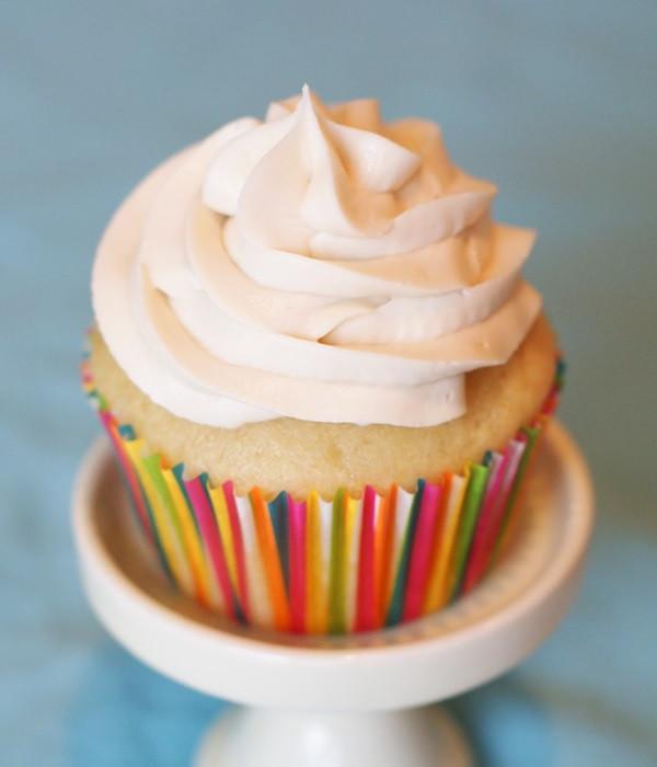Dairy Free Vanilla Cupcakes  Gluten Free Vanilla Cupcakes with Dairy Free Buttercream