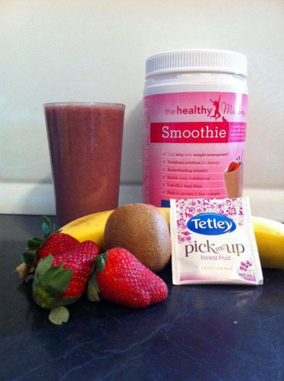 Dairy Free Weight Loss Smoothies  Dairy Free Super Smoothie