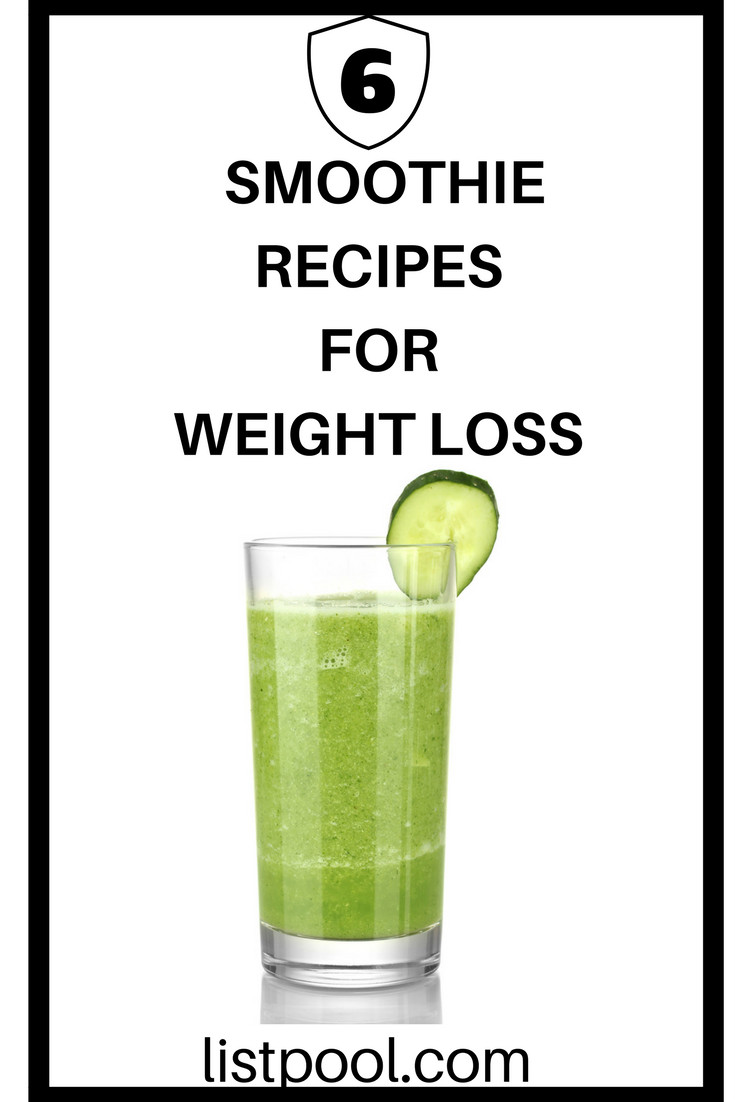Dairy Free Weight Loss Smoothies  6 FAT BURNING GREEN SMOOTHIE For Weight Loss GLUTEN FREE