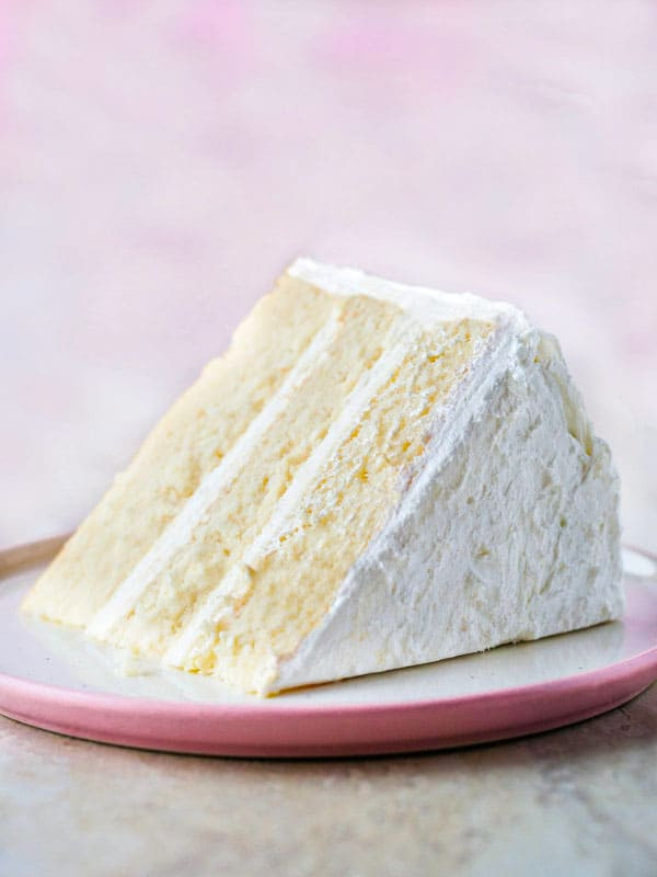 Dairy Free White Cake Recipe  Perfect Gluten Free White Cake Recipe Gluten Free Baking