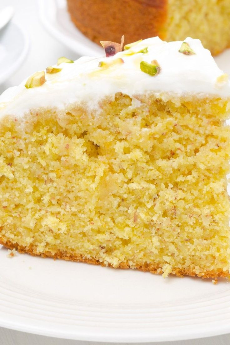 Dairy Free Yellow Cake Recipe  Gluten Free Yellow Cake Recipe — Dishmaps