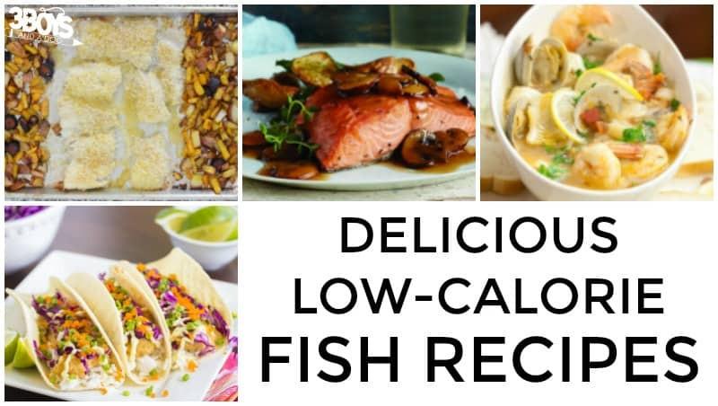 Delicious Low Calorie Recipes  Low Calorie Fish Recipes 3 Boys and a Dog – 3 Boys and a Dog