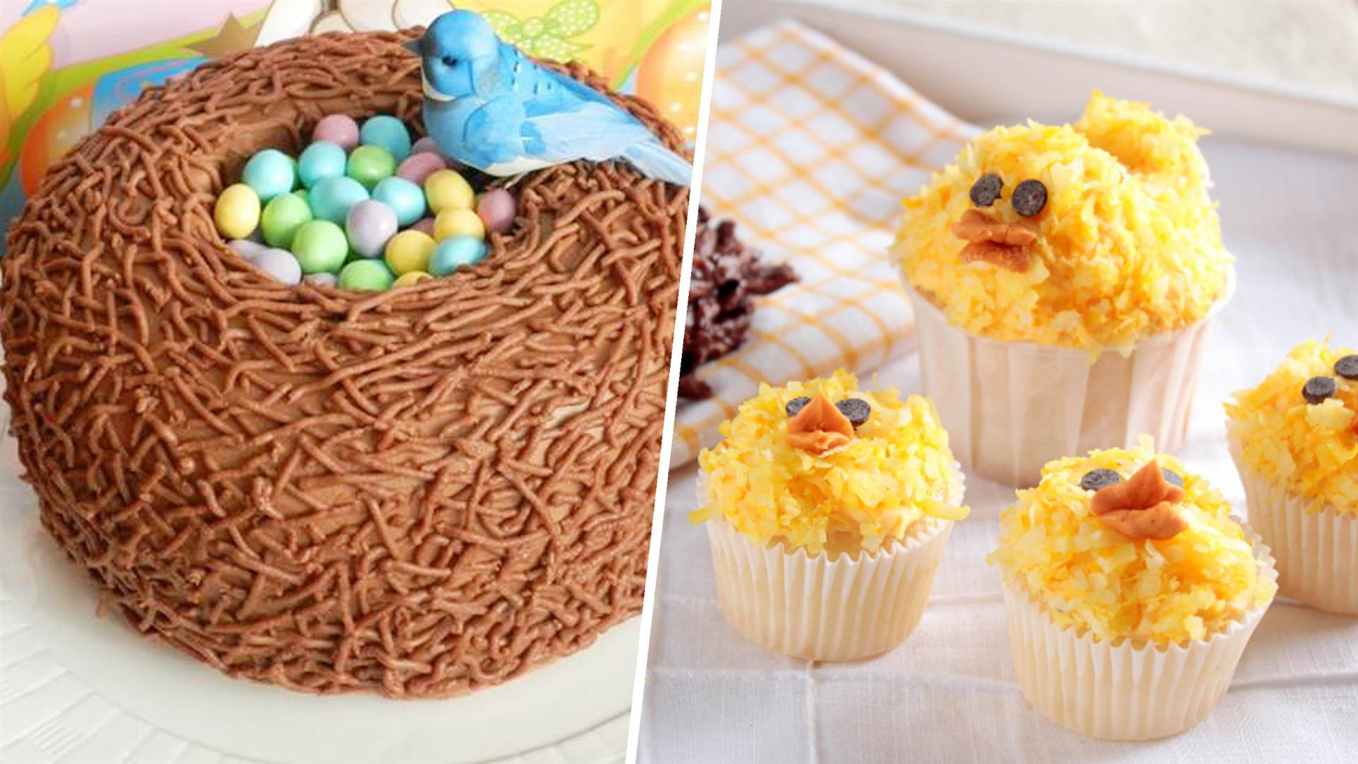 Dessert For Easter  Easter Dessert Recipes TODAY