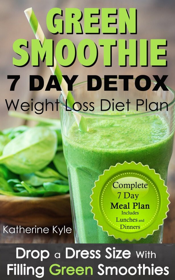 Detox Smoothie Recipes For Weight Loss  Smoothies meal plan Diet Plans & Programs