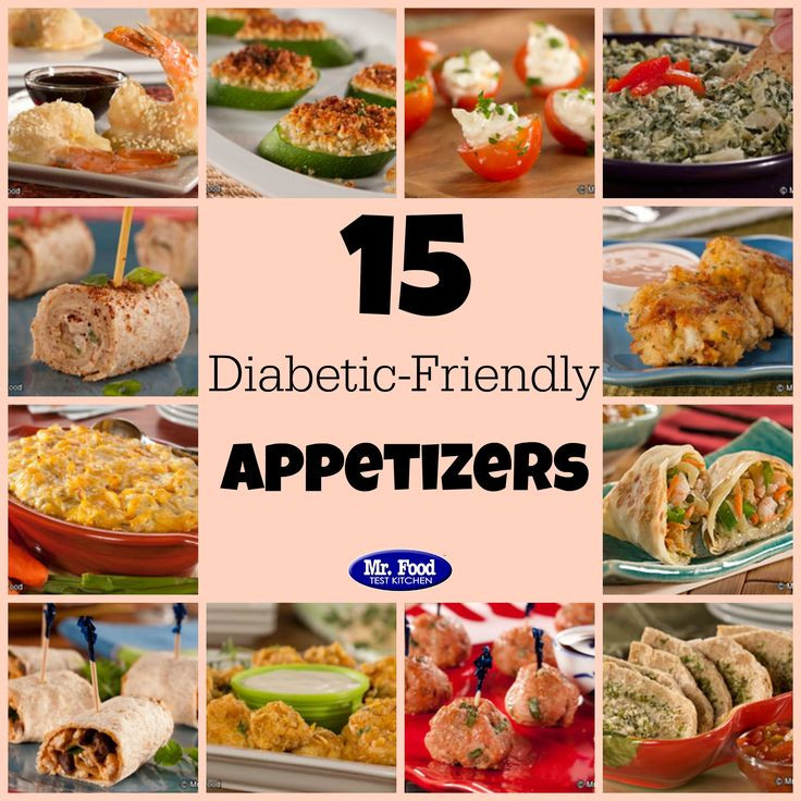 Diabetic Appetizer Recipes  90 best Diabetic Way of Eating images on Pinterest
