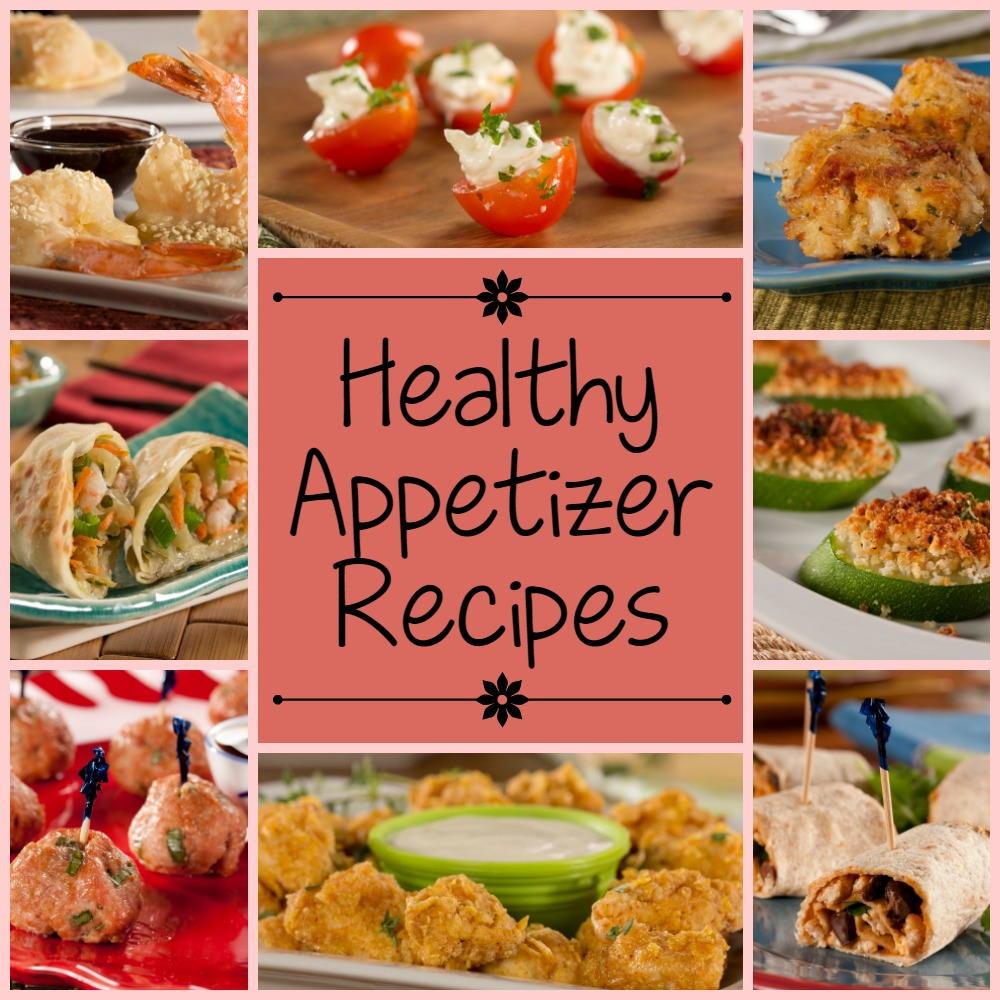 Diabetic Appetizer Recipes  Super Easy Appetizer Recipes 15 Healthy Appetizer Recipes