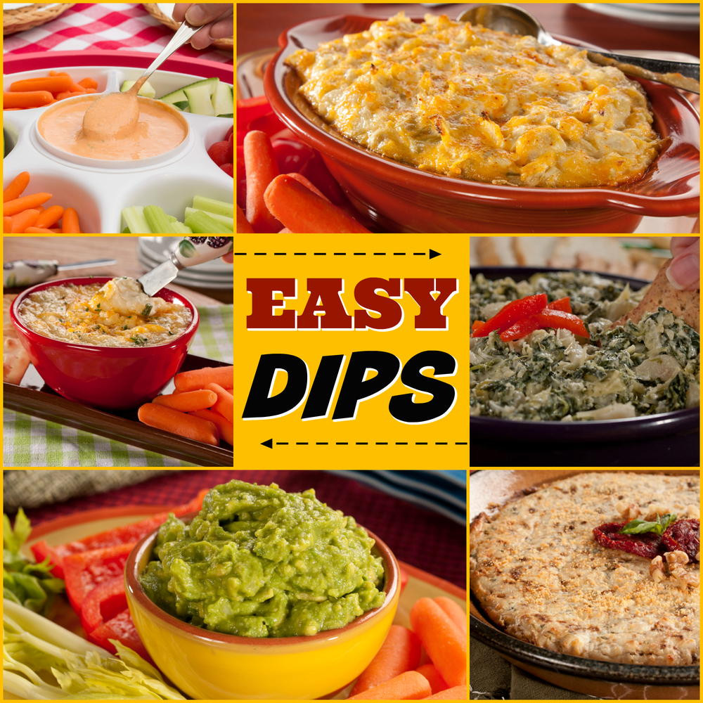 Diabetic Appetizer Recipes  14 Easy Dip Recipes for Diabetics