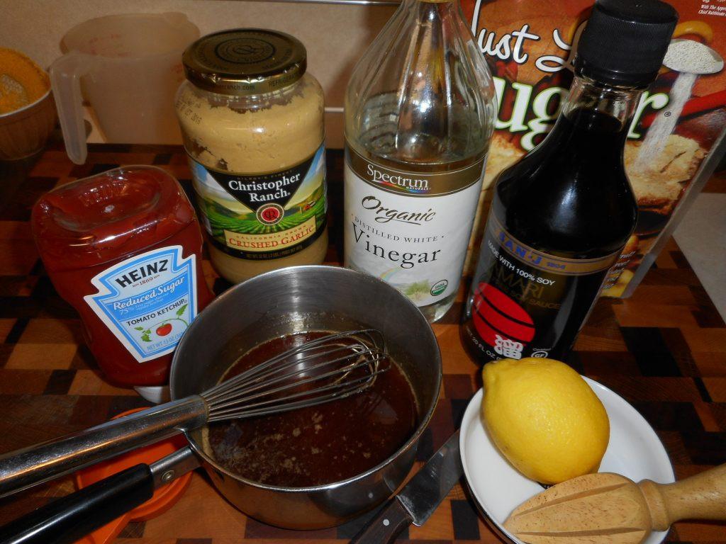 Diabetic Barbecue Sauce Recipes  Low Carb Huli BBQ Sauce Keto Diabetic Chef Recipe