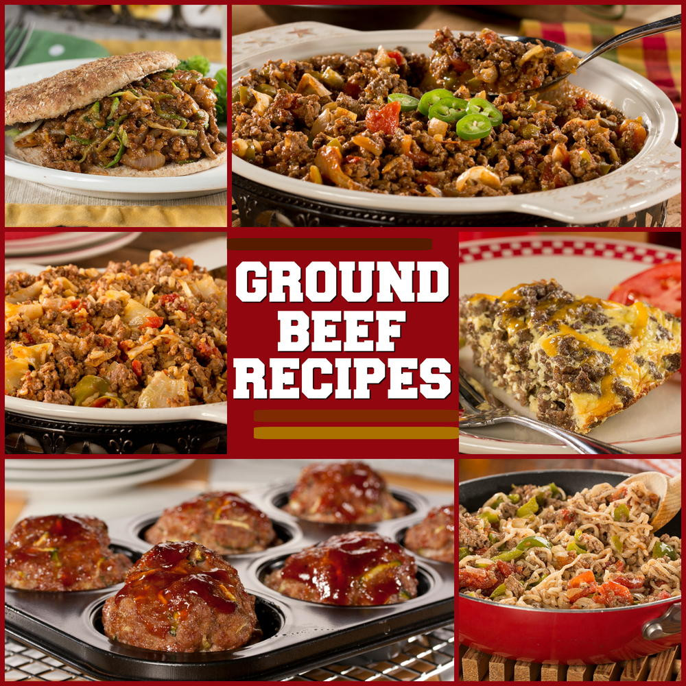 Diabetic Beef Recipes  Recipes with Ground Beef
