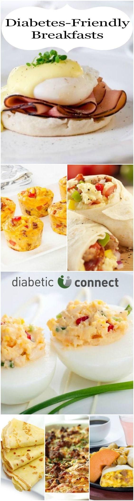 Diabetic Breakfast Casseroles  Diabetic breakfast ideas