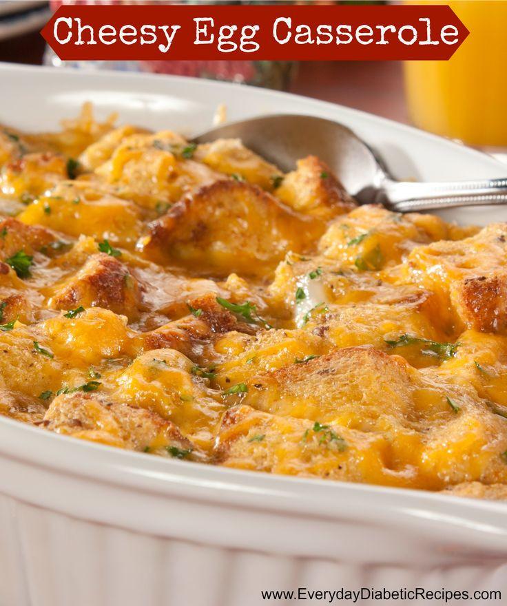Diabetic Breakfast Casseroles  36 best images about Healthy Casserole Recipes on