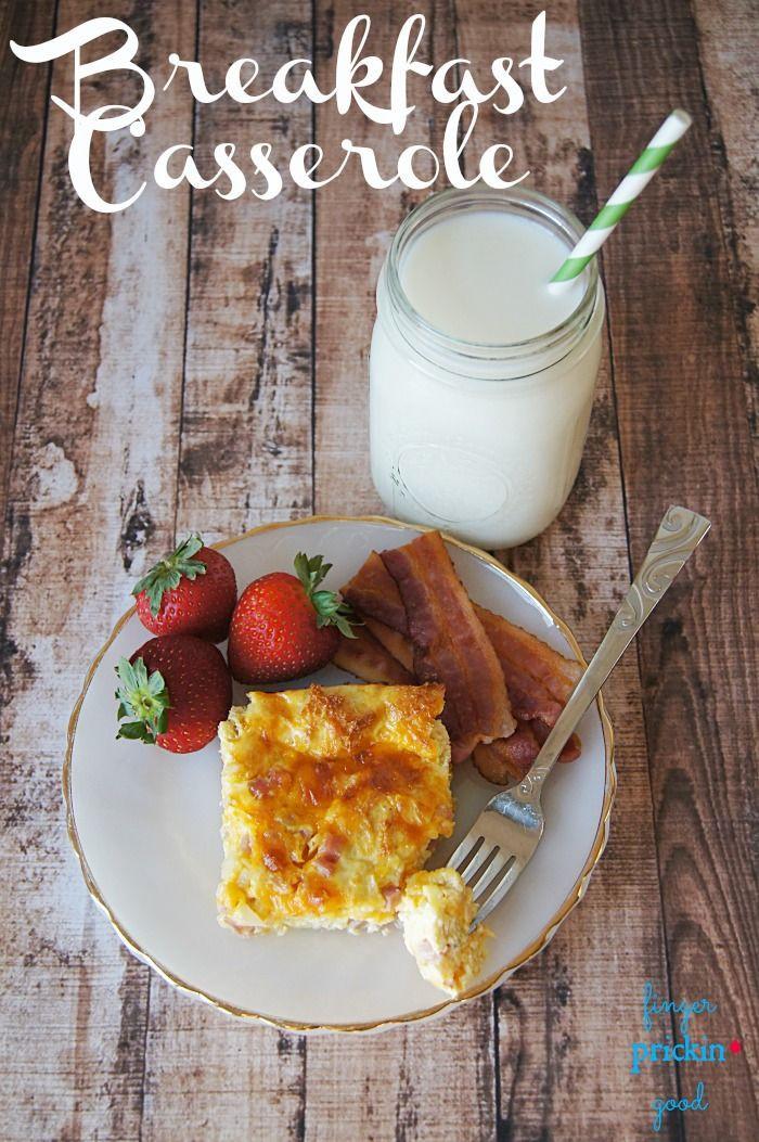Diabetic Breakfast Casseroles  Check out Breakfast Casserole It s so easy to make