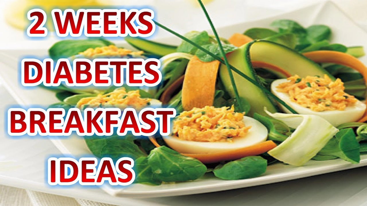 Diabetic Breakfast Recipe  2 Week Diabetic Friendly Indian Breakfast Ideas