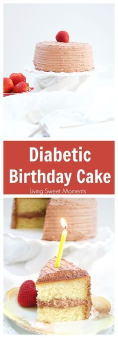 Diabetic Cake Mix Recipes  diabetic cake recipes from scratch