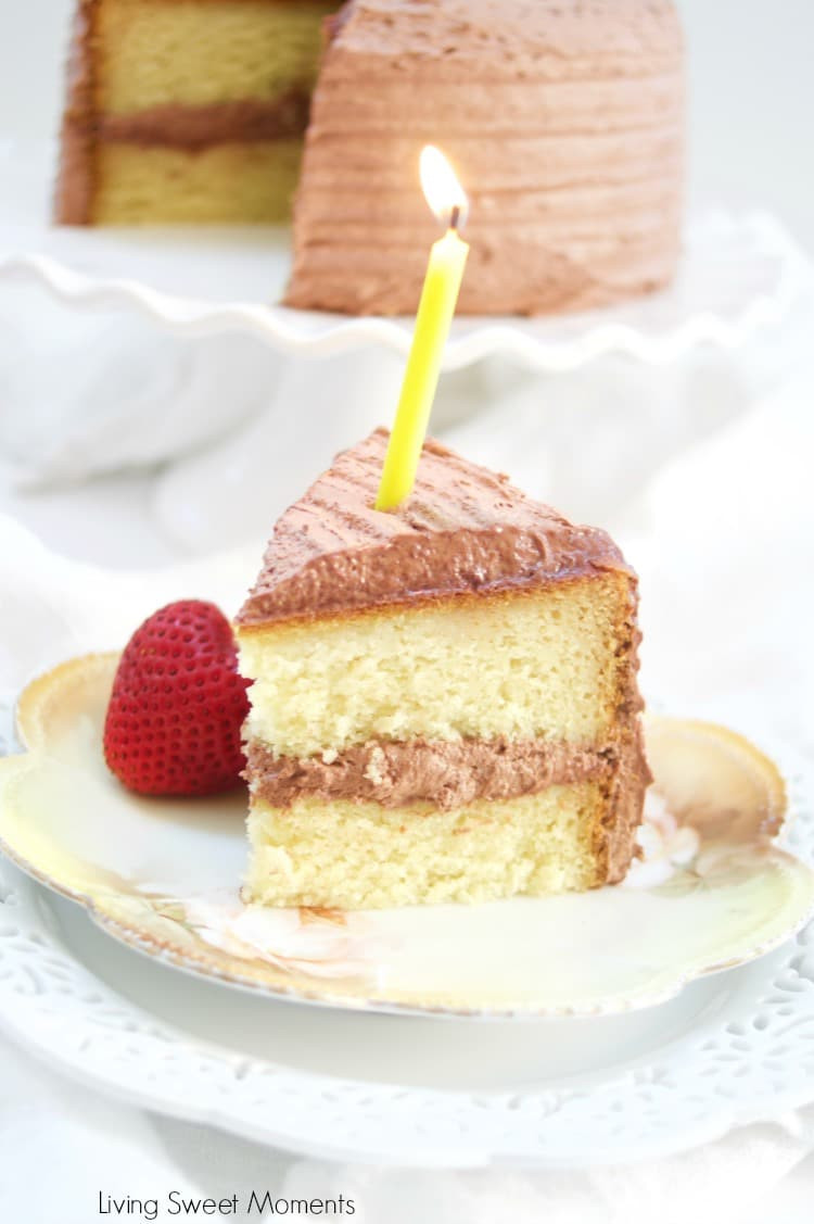 Diabetic Cake Mix Recipes  Delicious Diabetic Birthday Cake Recipe Living Sweet Moments
