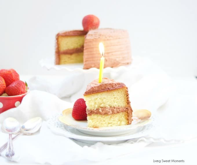 Diabetic Cake Recipes Easy  Delicious Diabetic Birthday Cake Recipe Living Sweet Moments