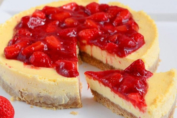 Diabetic Cheese Cake Recipes  Diabetic No Bake Sugar Free Strawberry Cheesecake – Best