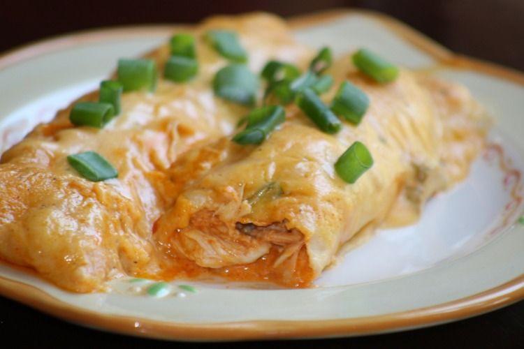 Diabetic Chicken Enchiladas  Easy Delicious And Zesty Chicken Enchiladas For The Renal