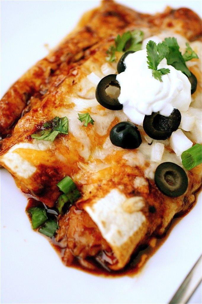 Diabetic Chicken Enchiladas  37 best images about Diabetic Recipes on Pinterest