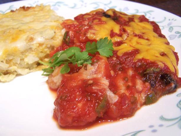Diabetic Chicken Enchiladas  Chicken Enchilada Casserole Diabetic Recipe Food