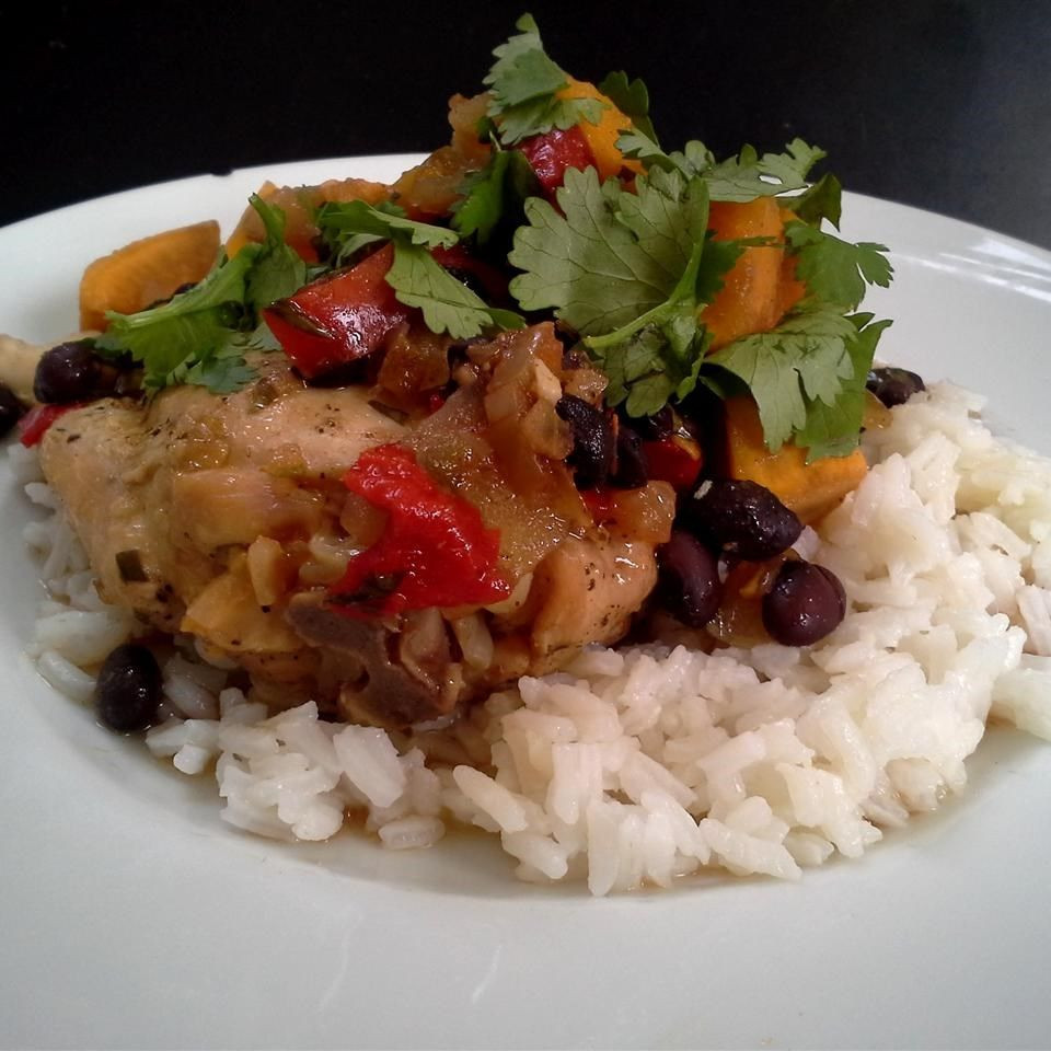 Diabetic Chicken Thigh Recipes  Slow cooker Latin American chicken recipe All recipes UK