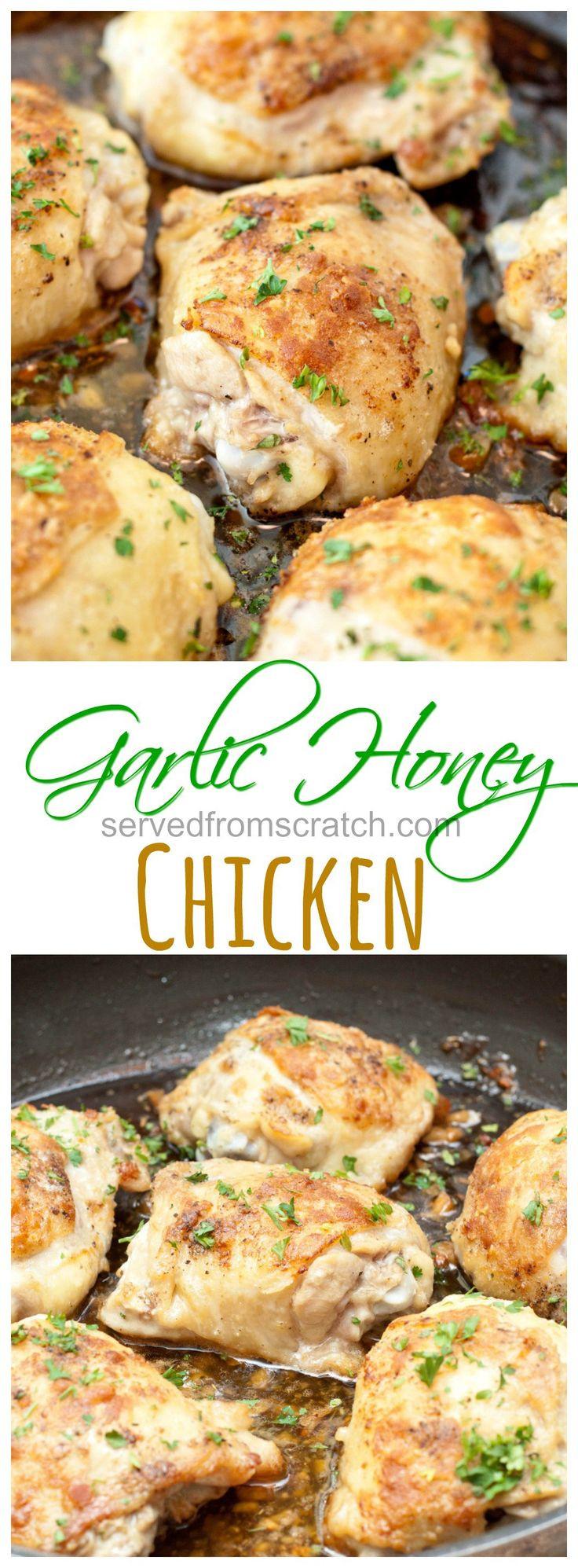 Diabetic Chicken Thigh Recipes  100 Diabetic Chicken Recipes on Pinterest