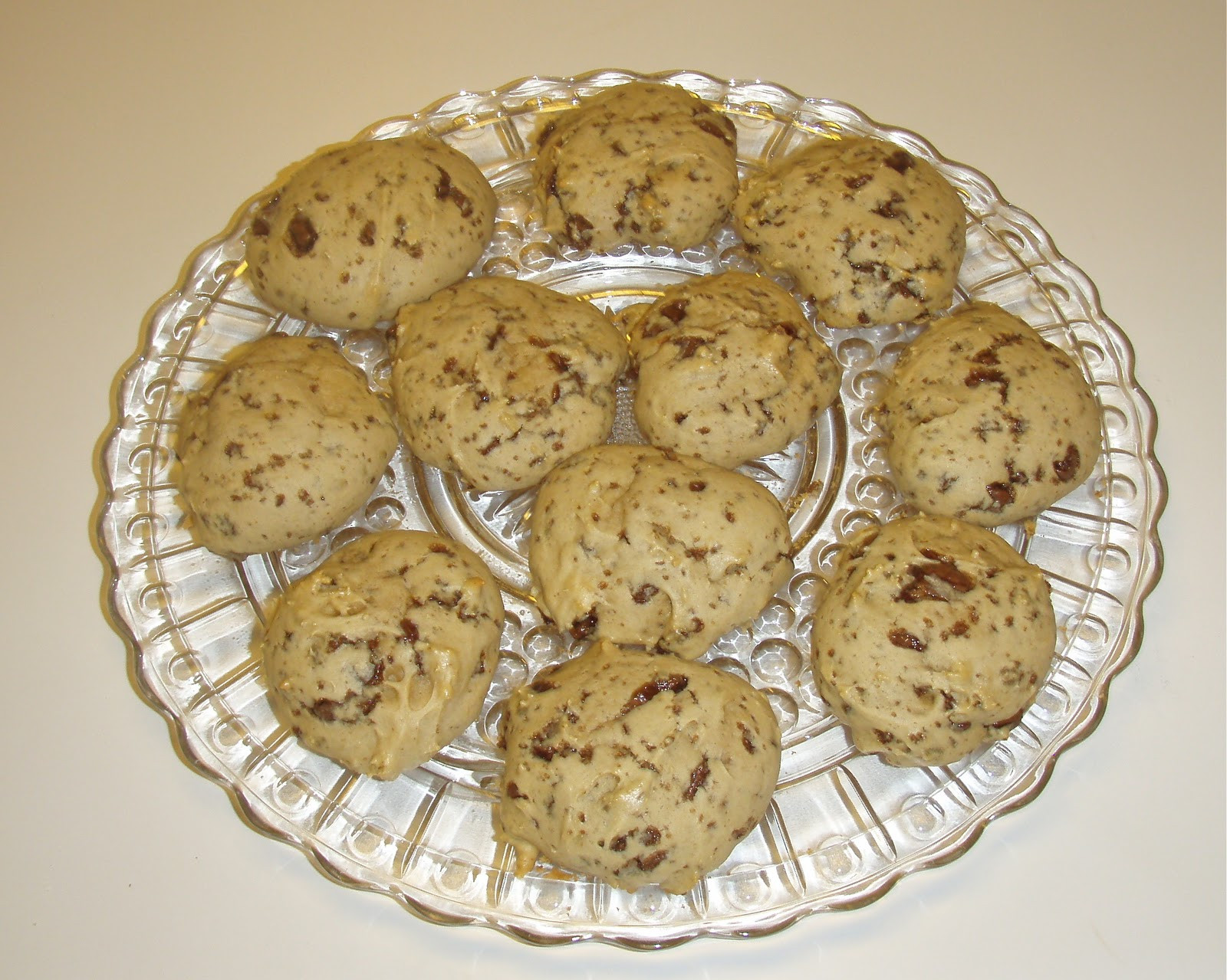 Diabetic Chocolate Chip Cookies  Points In My Life Low Point Diabetic Chocolate Chip Cookies