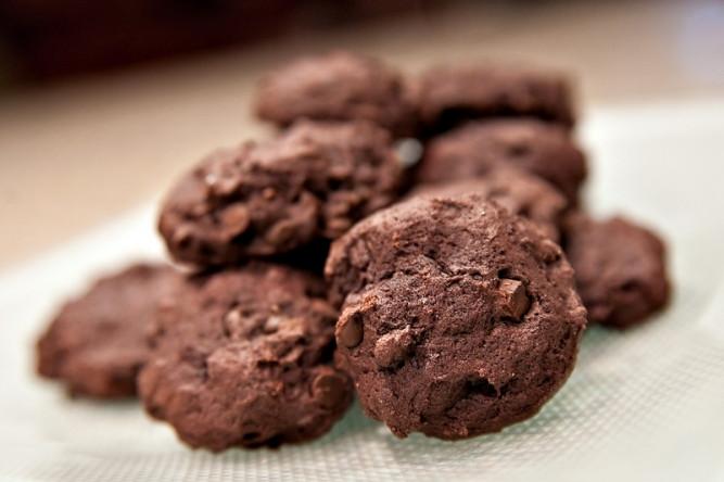 Diabetic Chocolate Chip Cookies  Diabetic Cookie Recipe Chocolate Chocolate Chip Cookies