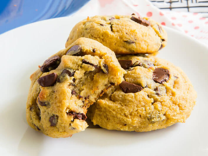 Diabetic Chocolate Chip Cookies  Diabetic Friendly Recipes Macadamia Butter Chocolate