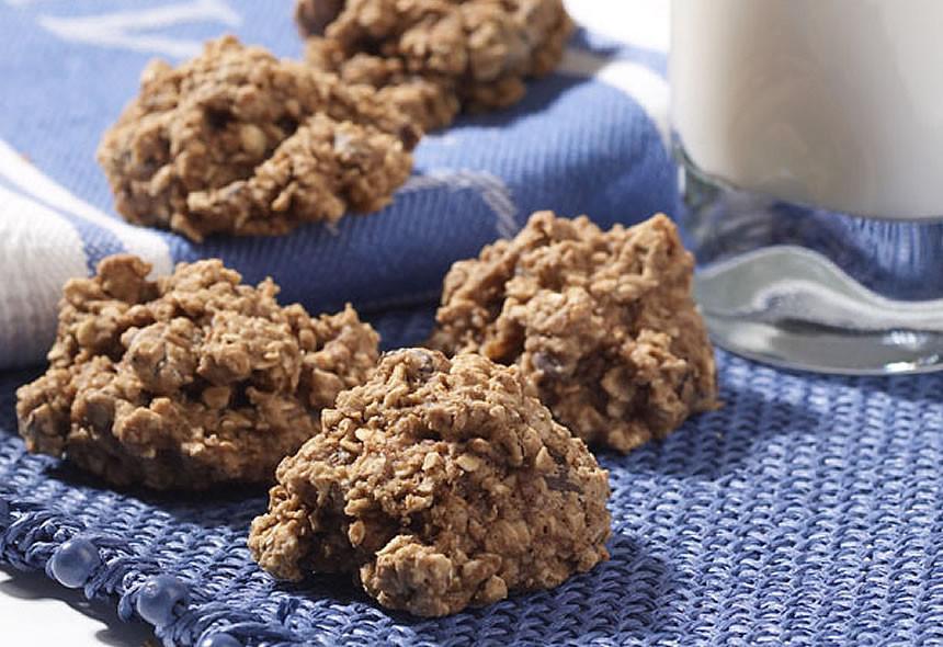 Diabetic Chocolate Chip Cookies  Diabetic Desserts Chocolate Chip & Oat Cookies Everyday