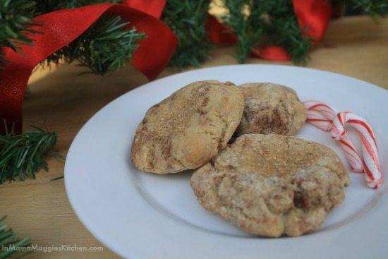 Diabetic Christmas Cookies  Diabetic Snickerdoodle Cookies