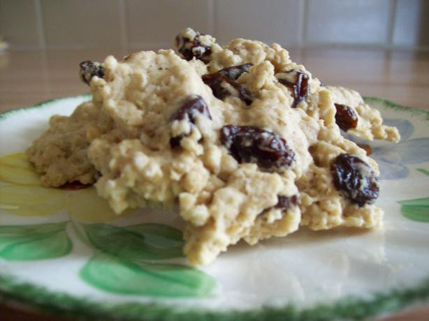Diabetic Cookie Recipes  Diabetic Oatmeal Raisin Cookies Recipe Food